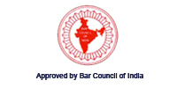 Approved by Bar Council of India