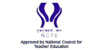 Approved by National Council for Teacher Education